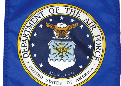 FlagSource - Air Force Garden Flag - Front