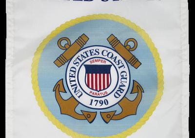 FlagSource - Coast Guard Garden Flag - Front