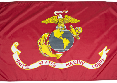 FlagSource - Marines 124 - Front