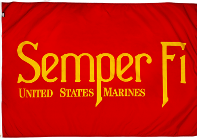 FlagSource - Semper Fi 652 - Front