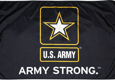 FlagSource - U.S. Army Strong 654 - Front